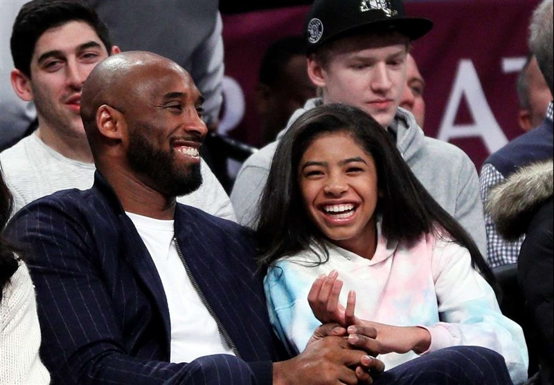 show picture of kobe bryant's mother and father