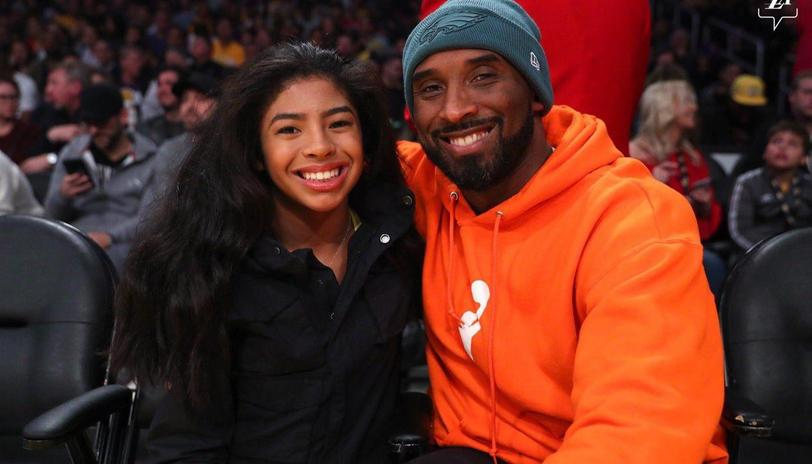 pictures of kobe bryant's daughter gianna