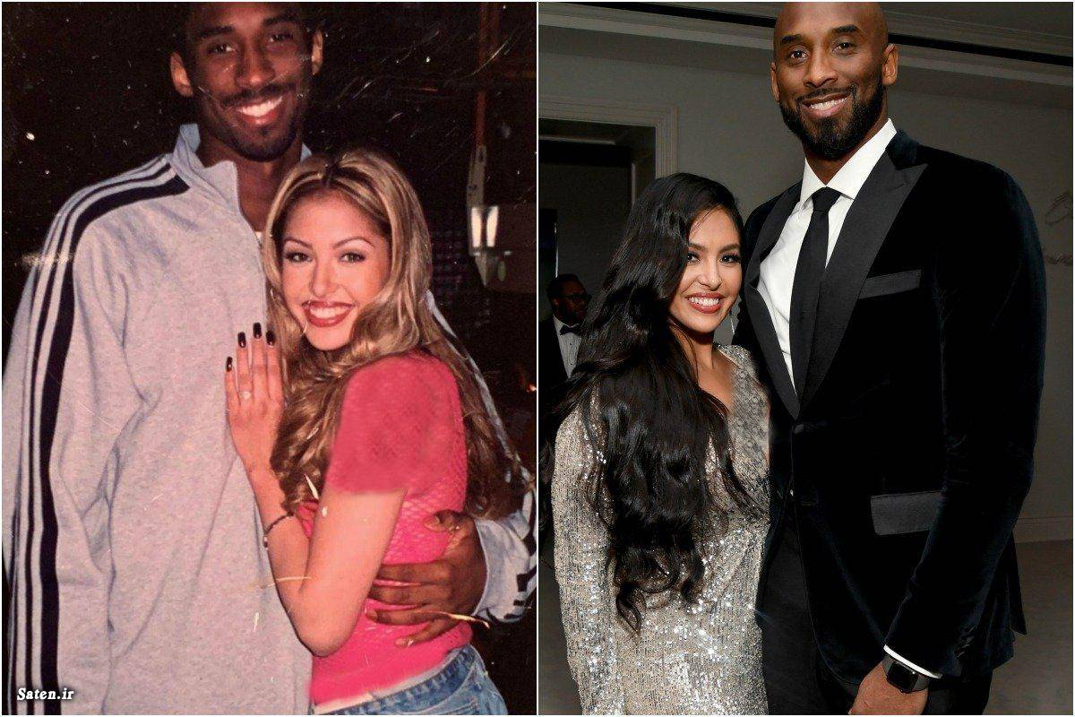 pictures of kobe bryant wife