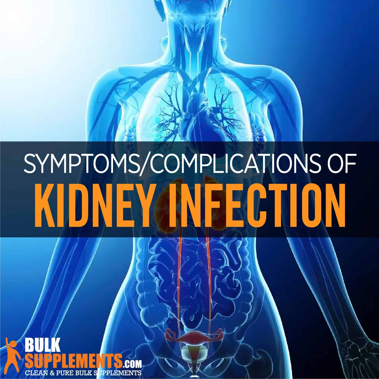 picture of kidney infection pain