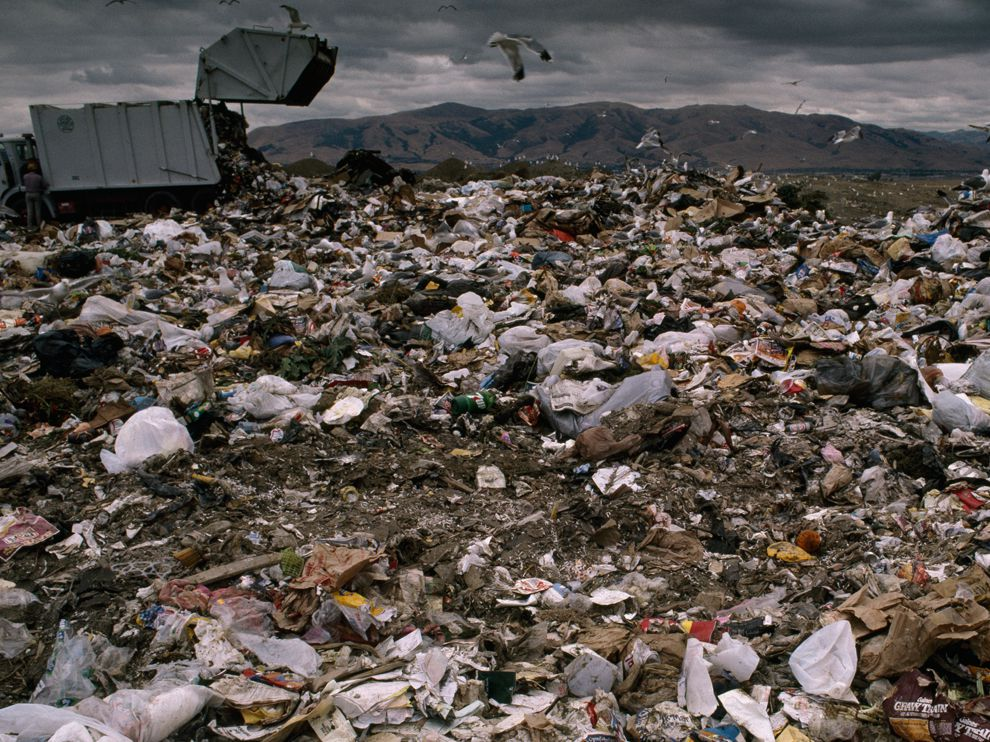 pic of land pollution