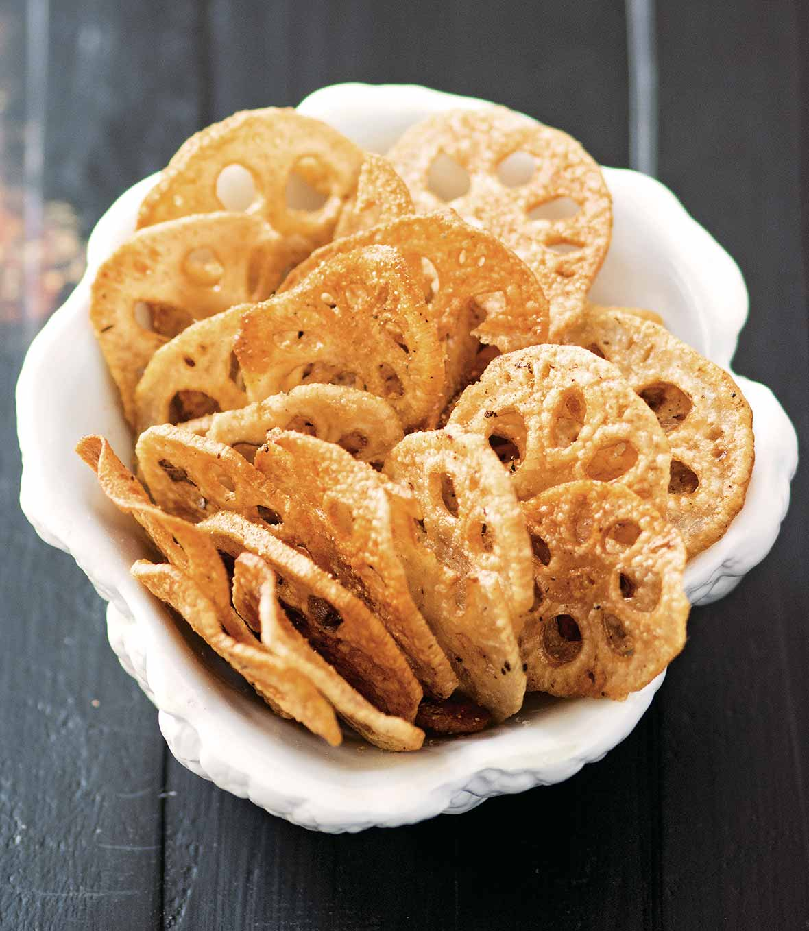 photo of lotus root