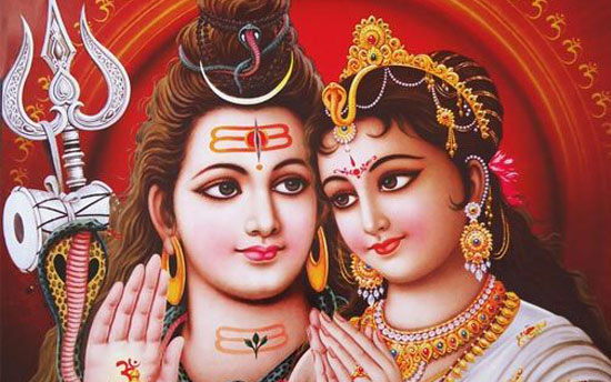 lord shiva and parvati pictures