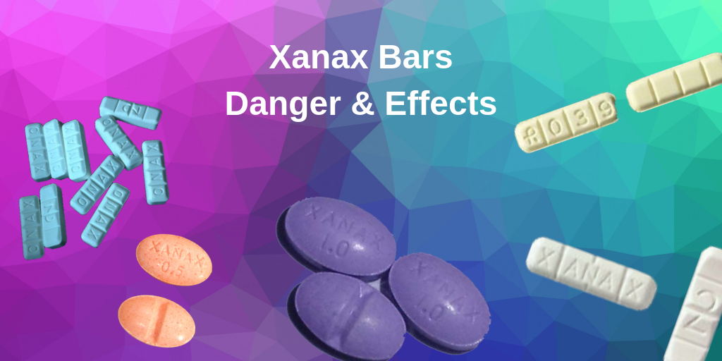pictures of different xanax pills