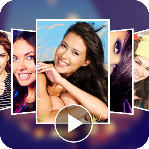 photo video maker app with music download