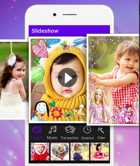 photo slideshow with music app download for windows 7