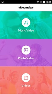 lyrical photo video maker with music app download